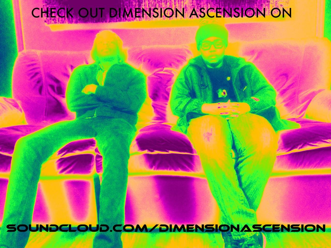 Dimension Ascension Soundcloud